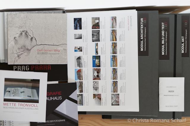 Abschlussarbeiten für die Prager Fotoschule Österreich